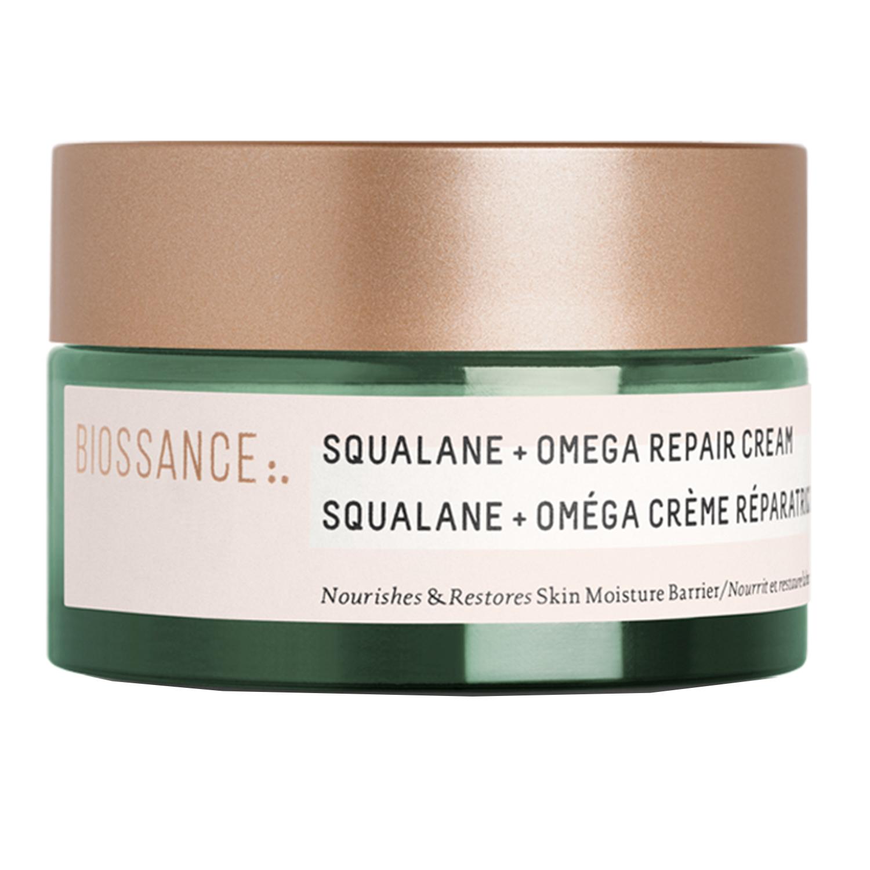 Biossance Squalane + Omega Repair Cream | With Love, Vienna Lyn