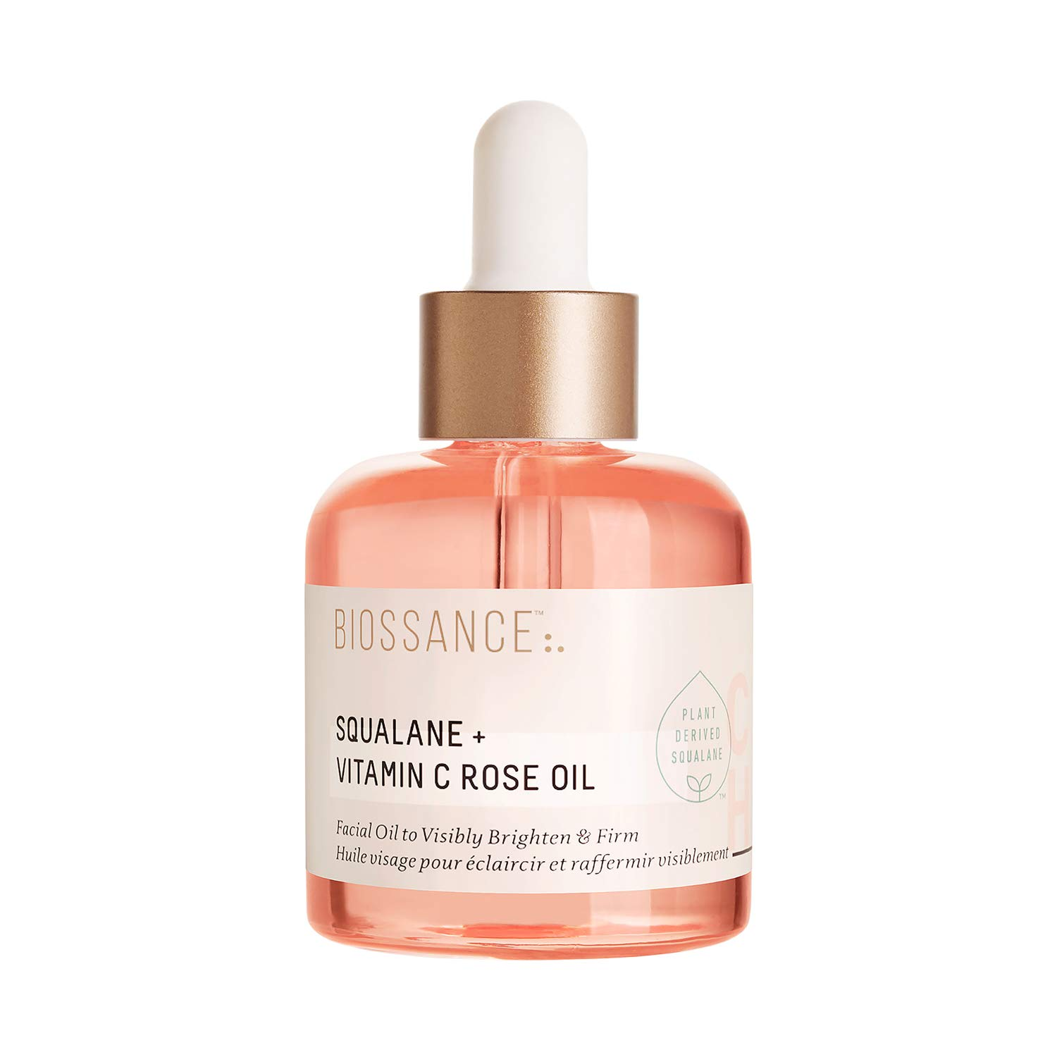 5. Biossance Squalane + Vitamin C Rose Oil | With Love, Vienna Lyn