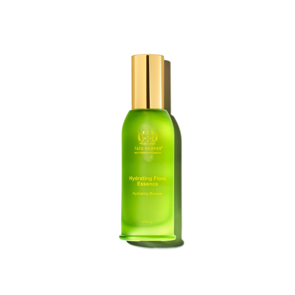 Tata Harper Hydrating Hyaluronic Acid Floral Essence | With Love, Vienna Lyn