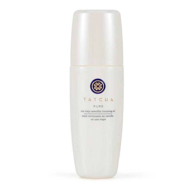 Tatcha Pure One Step Camellia Oil Cleanser | With Love, Vienna Lyn