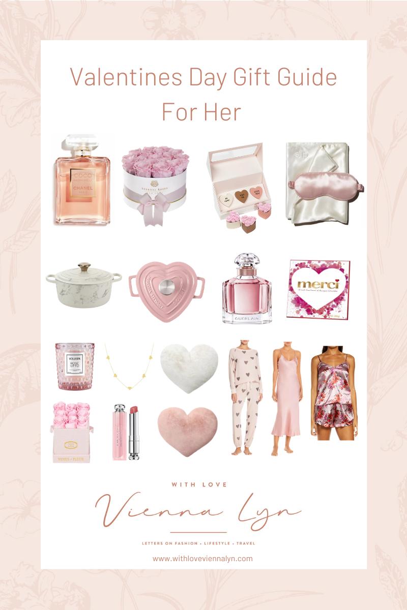 Best Valentine's Day Gifts 2021   With Love, Vienna Lyn