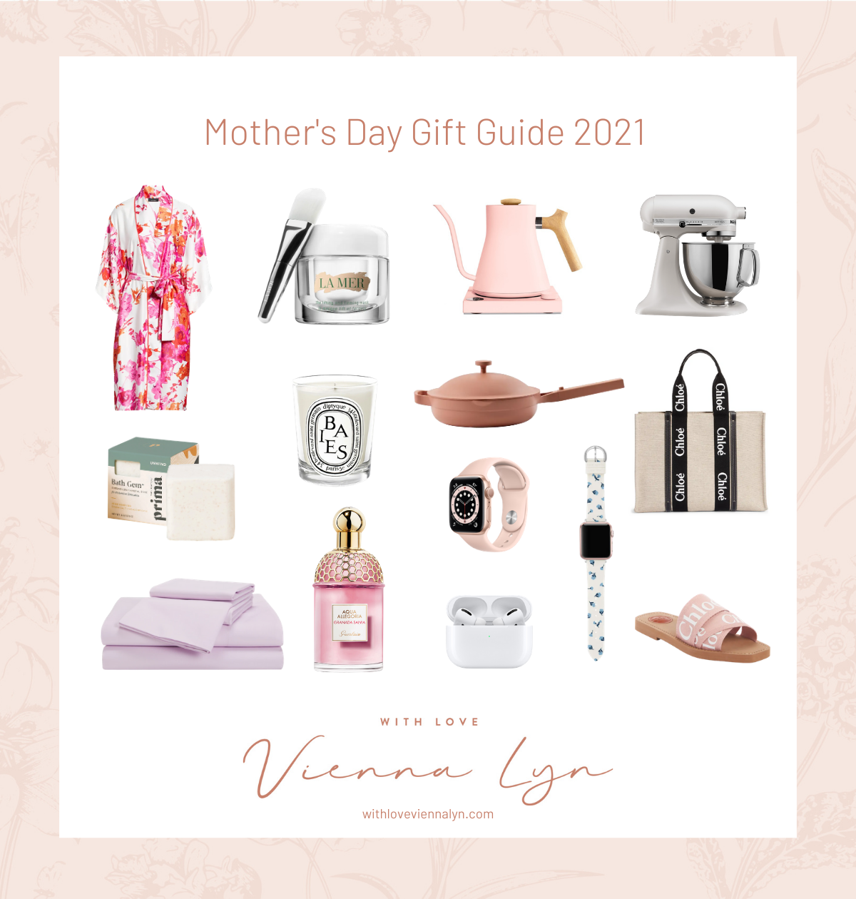 Mother's Day 2021 | WIth Love, Vienna Lyn