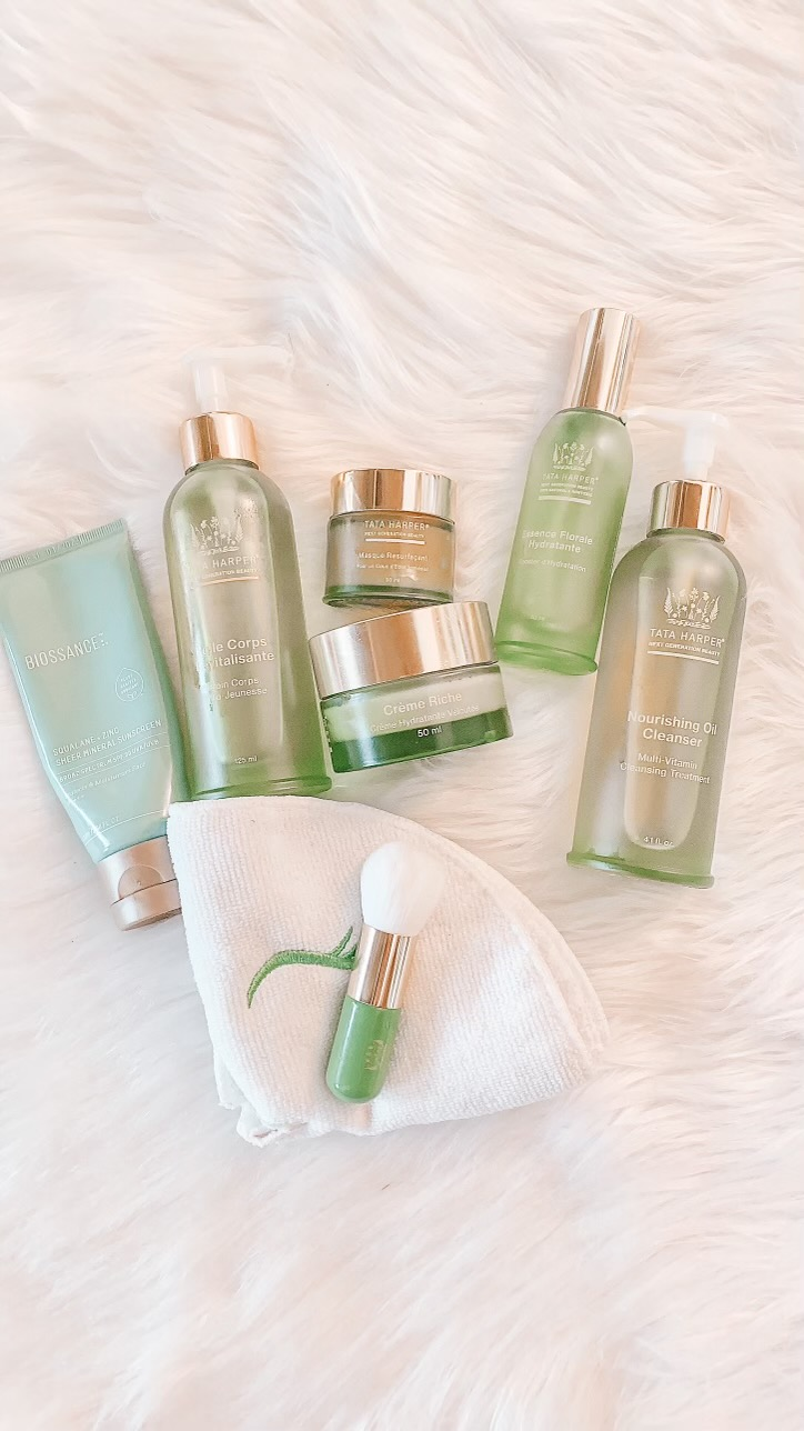 The Clean Beauty Products I'm Obsessed With for Summer | Tata Harper | With Love, Vienna Lyn