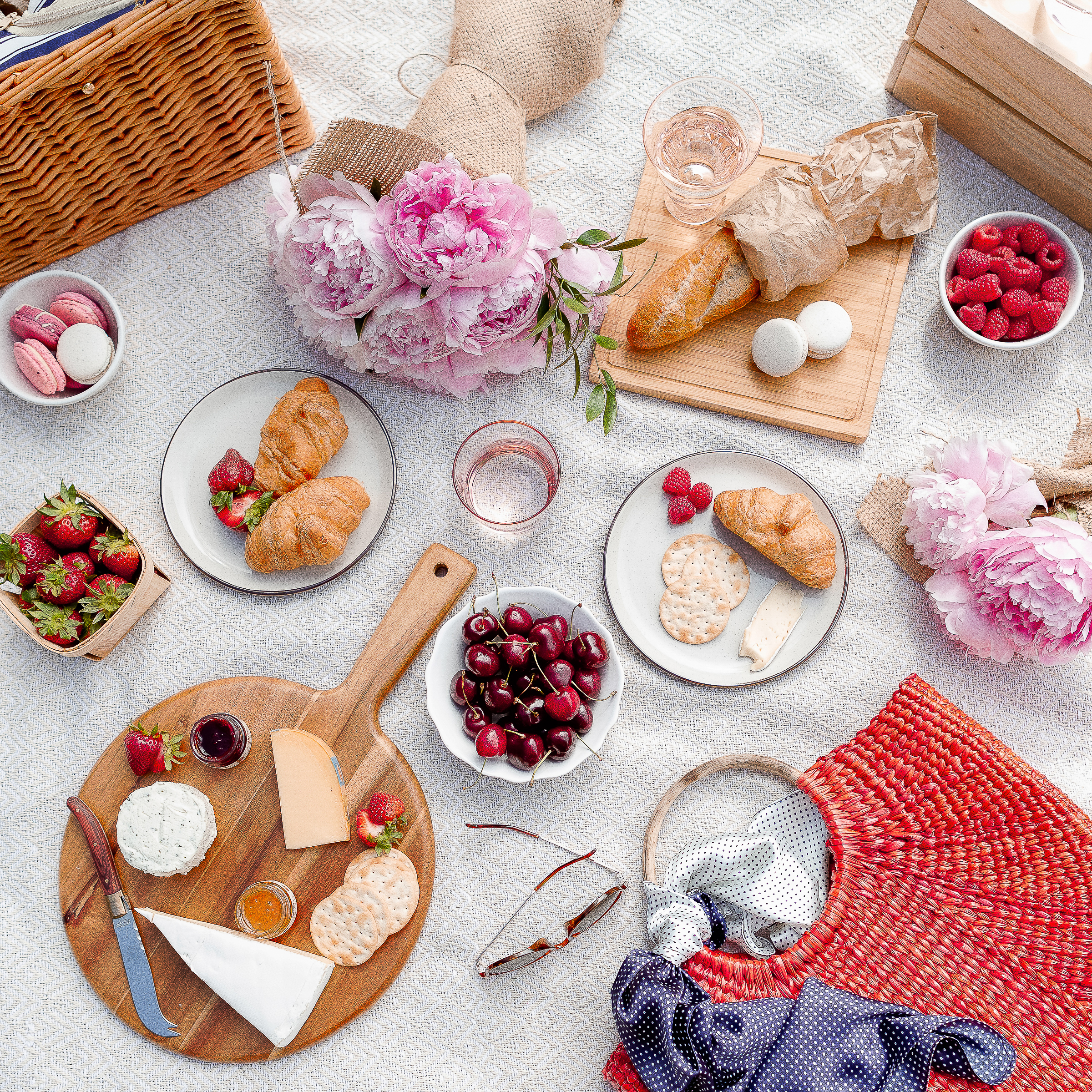 French Picnic   With Love, Vienna Lyn