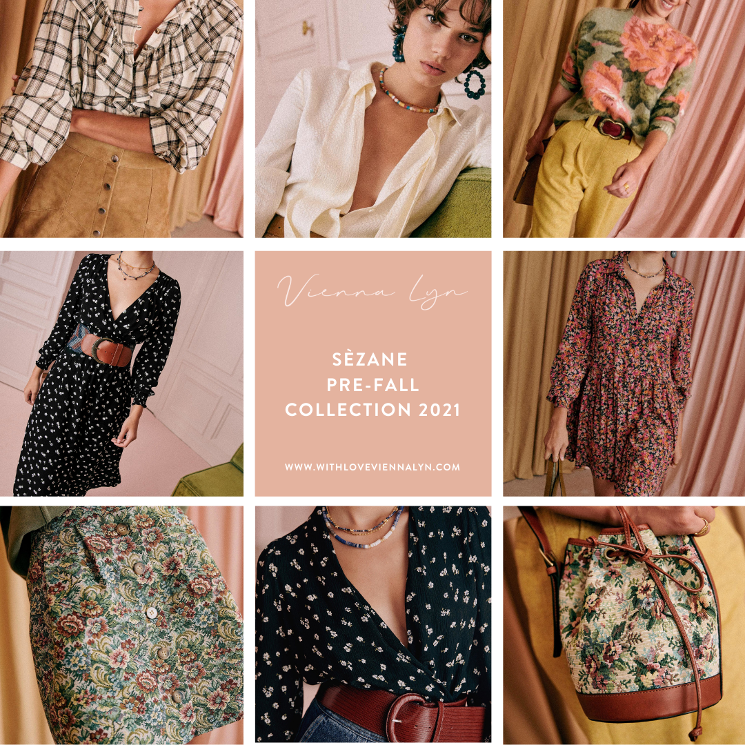 Sezane US Pre-Fall 2021 Collection | With Love, Vienna Lyn