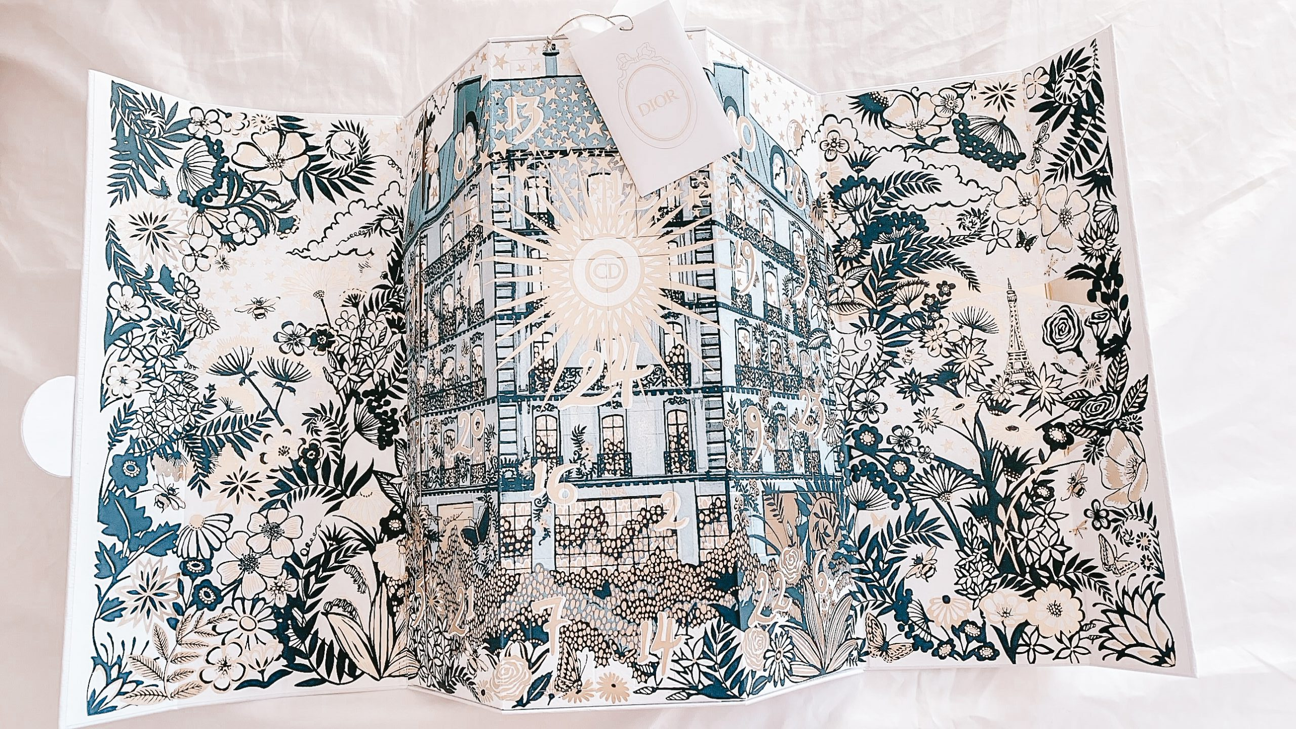 My Dior Beauty Advent Calendar 2021 Review | With Love, Vienna Lyn